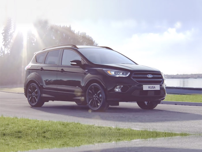 Ford Kuga 250PS 4x4 EcoBoost