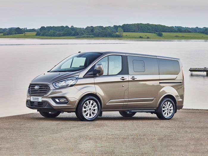 Tourneo Custom Wurden Die Besten Eigenschaften Der Ford
